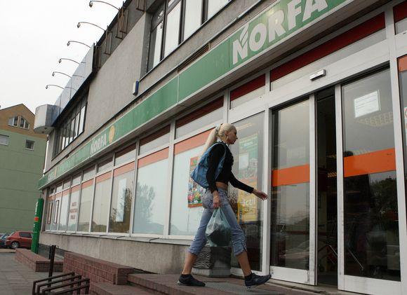 "Prekybos centras ""Norfa"""