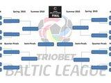 Organizatorių nuotr./Naujo formato varžybose buvo atsisakyta grupių etapo - klubai kovą dėl Baltijos lygos taurės iš karto pradės nuo atkrintamųjų varžybų