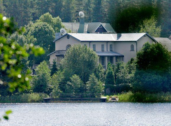 Dekanidzių šeimos namas netoli Trakų