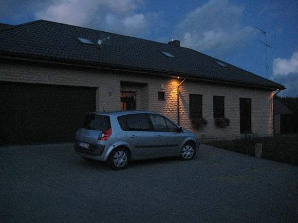 Verslininko namas, kuriame įvyko tragedija