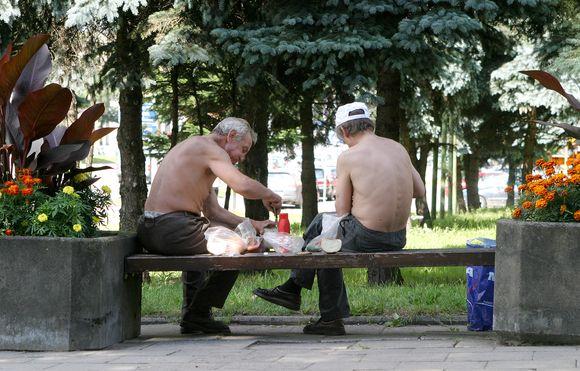 Lietuvos gyventojų nuotaikos – pesimistinės