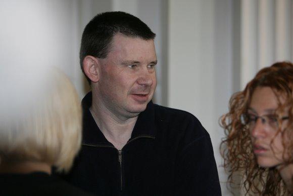 Michaelas Campbellas Vilniaus apygardos teisme