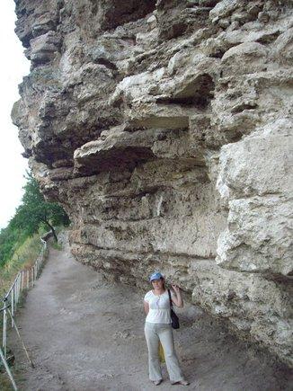 15min.lt skaitytojos Danguolės Imbrasaitės nuotr./Cipovo vienuolynas įkurtas VI amžiuje.