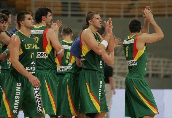 Tomo Tumalovičiaus/Reporteris.com nuotr./Rungtynės Lietuva-Serbija