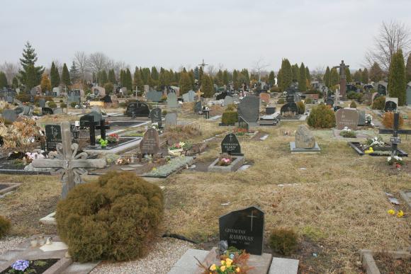 Lėbartų kapinės