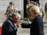 """Reuters""/""Scanpix"" nuotr./Dalia Grybauskaitė ir Lechas Kaczynskis"