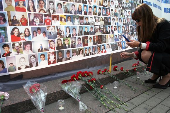 Beslano tragedijos aukos