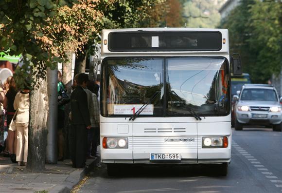 Nors vietoj dalies troleibusų į gatves vakar išvažiavo net 44 autobusai, dalies jų vairuotojai maišė maršrutus ir važiavo kitomis miesto gatvėmis nei reikėtų.