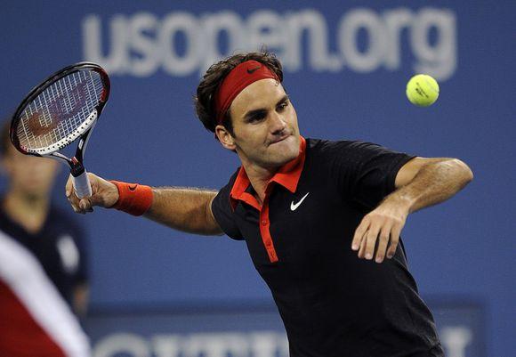 """R.Federeris """"US Open"""" turnyre iškovojo 36-ą pergalę"""