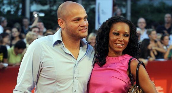 Mel B su vyru Stephenu