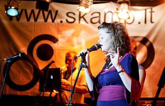 """""""Skamp"""" koncertas"""