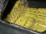 KTM nuotr./Dažna kontrabanda - cigaretės.