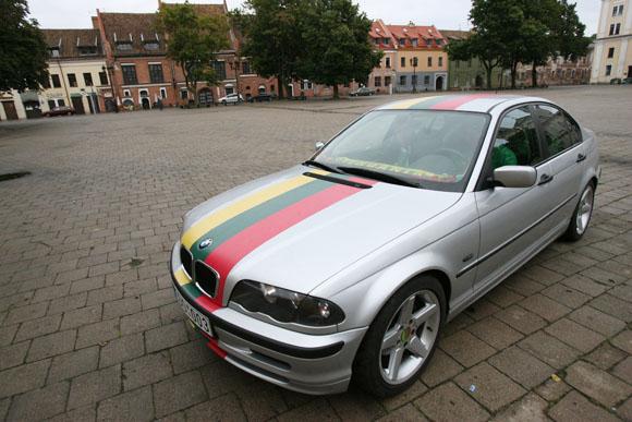 Sirgalių BMW