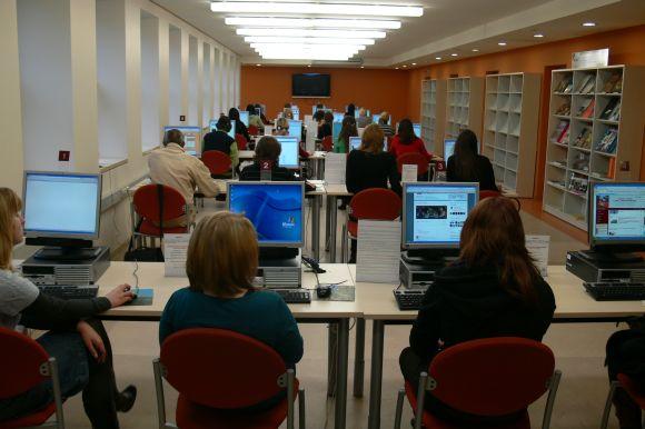 Bibliotekoje bus skaitomi pranešimai darbo ieškantiems klaipėdiečiams.