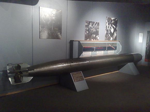Vokiška Antrojo pasaulinio karo torpeda