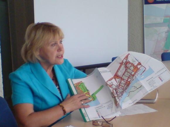 Nina Gendvilienė šiuo metu rengia triukšmo žemėlapį, jame bus numatytos ir tyliosios miesto zonos.