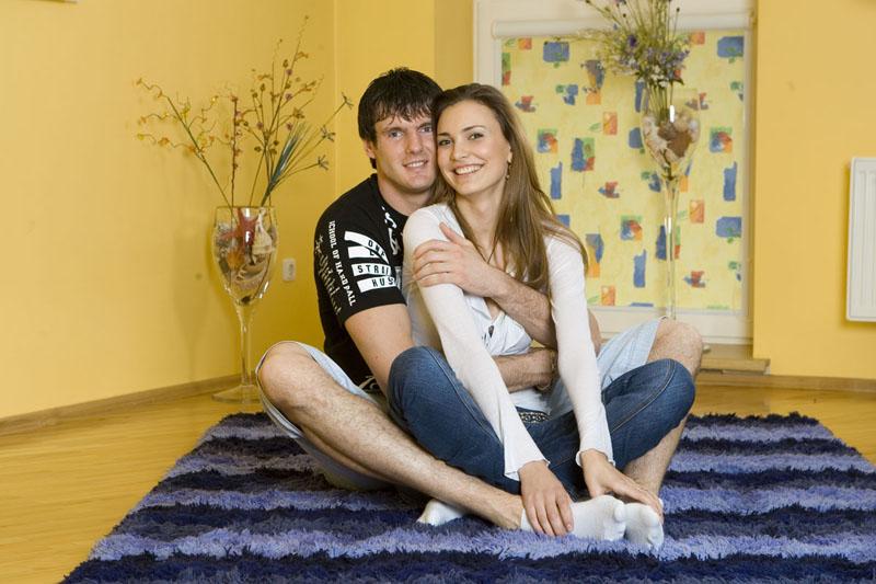 Foto naujienai: Kšyštofas ir Tatjana Lavrinovičiai: vėl visi kartu