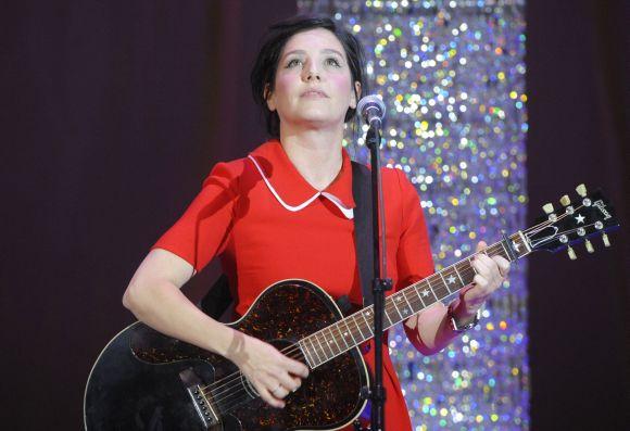 """Sharleen Spitetri iš grupės """"Texas"""""""