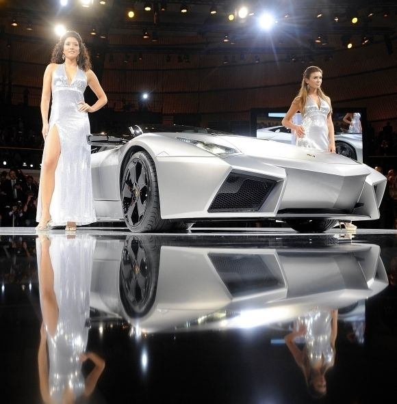 Frankfurto automobilių mugė, Lamborghini Reventon