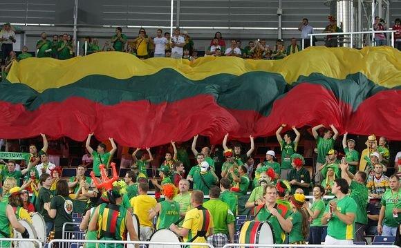 Tomo Tumalovičiaus/Reporteris.com nuotr./Lietuvos krepaininkams atsisveikinti su turnyru pergalingai nepavyko.