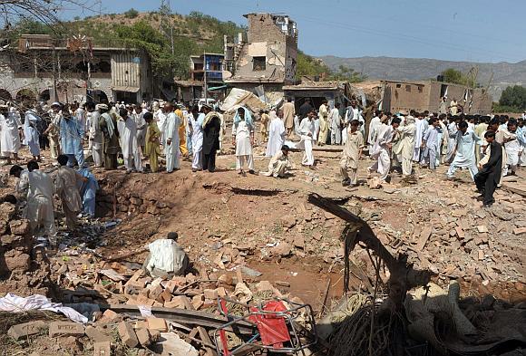 Per sprogimą žuvo 25 žmonės.