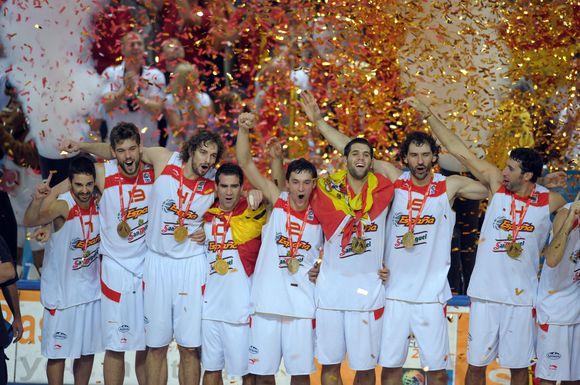 Ispanai pirmą kartą per visą istoriją tapo Europos čempionais