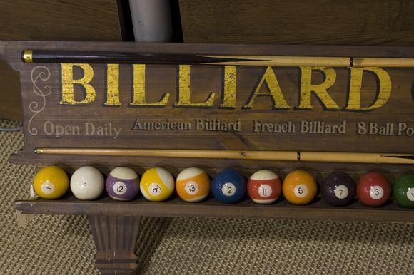 Biliardas