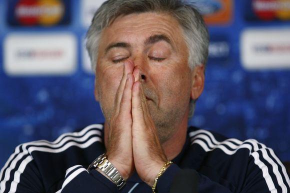 C.Ancelotti nenorėtų įsigyti Ispanijos futbolo žvaigždės