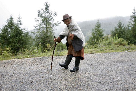 Butano karalystė, piemuo