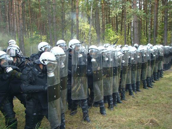 Policijos pratybos