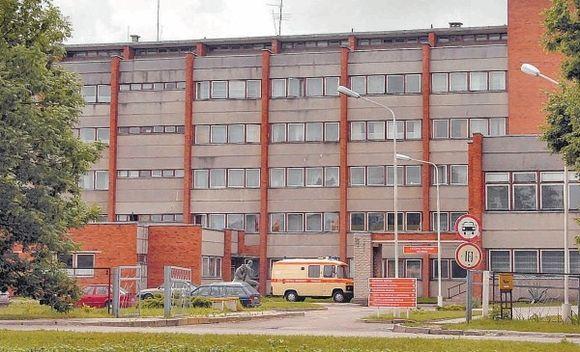 Koks likimas laukia Vilkaviškio rajono ligoninės – neaišku.