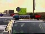 Klaipėdos apskr.VPK nuotr./Policininkai sučiupo 16 eismo pažeidėjų.