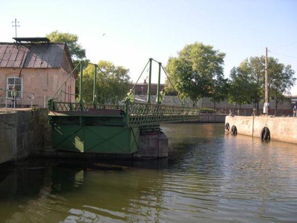 Pasukamas tiltelis 2005-iais.
