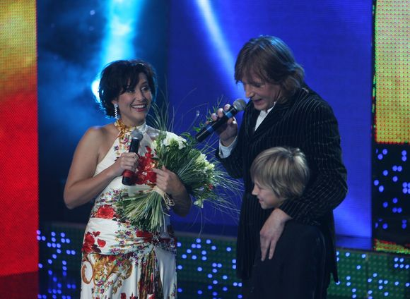 Irena Starošaitė koncertu šventė savo 40-metį ir buvimo scenoje 20-metį.