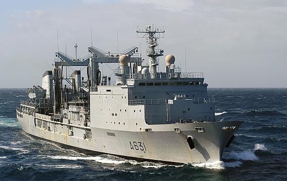 """Prancūzijos karo laivas """"La Somme"""""""