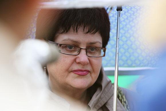 Kaip įtariama, D.Kedžio nužudytos V.Naruševičienės anyta netiki marčiai ir jos seserei mestais kaltinimais.