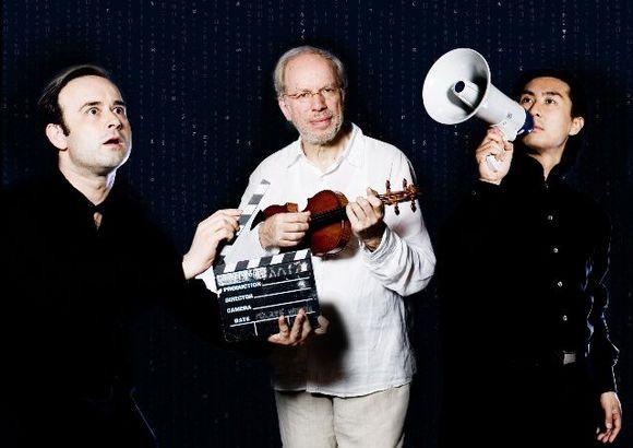 """Muzikantai G.Kremeris ir duetas """"Igudesmanas ir Joo"""""""
