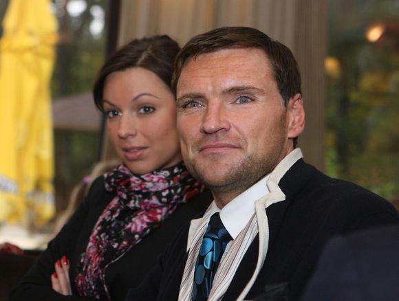 Oksana Zlatkovaitė ir Žilvinas Grigaitis