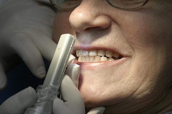 Pas dantų gydytoją