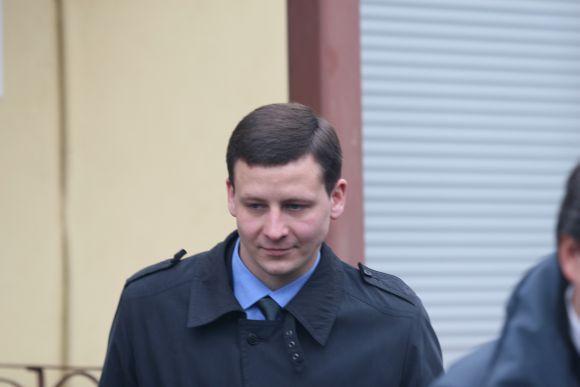 Prokuroras Nerijus Bieliauskas Vaiko raidos centre