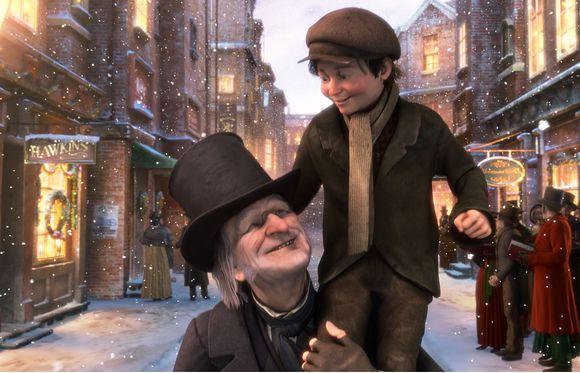"""Filmas """"Kalėdų giesmė"""""""
