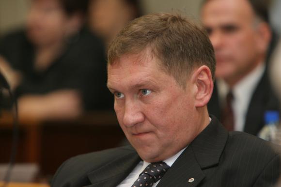 Vienas turtingiausių Klaipėdos tarybos narių E.Sabataitis įtariamas narkotikų vartojimu.
