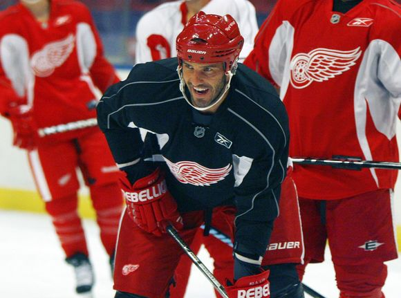 Nicklas Lidstromas tapo NHL rekordininku