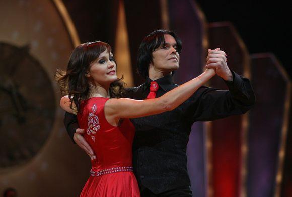 Jolanta Uspaskich ir Gintaras Svistunavičius