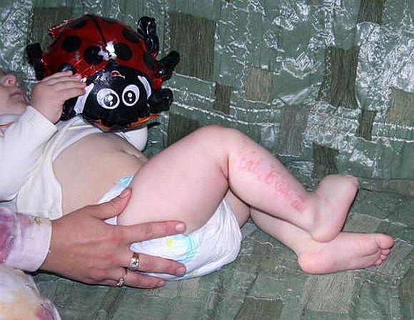 Dagestane gimęs paslaptingas kūdikis