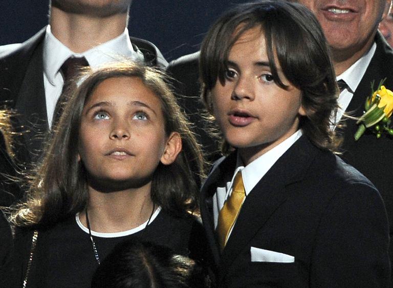 Michaelo Jacksono vaikai – Paris ir Prince'as Michaelas I.