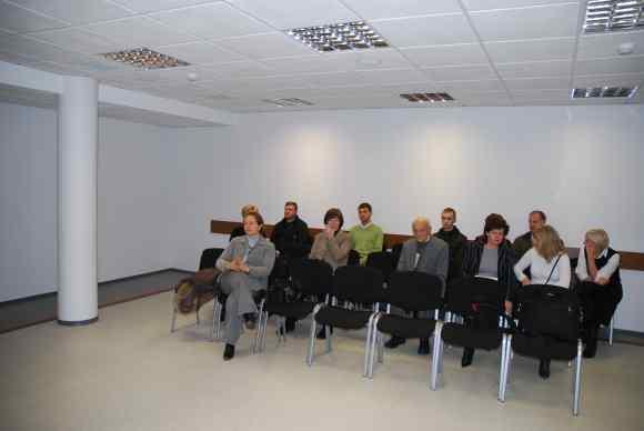 Nukentėjusieji ir liudytojai Grigučio byloje