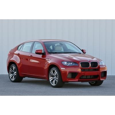 Jau lapkričio mėn. pasaulyje debiutuoja galingas BMW X6 M modelis.