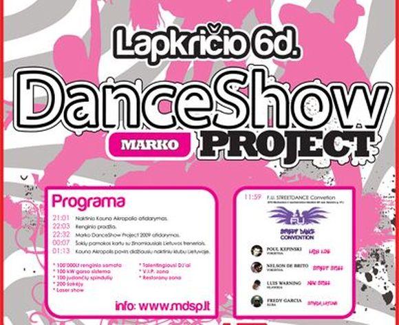 "Projektas ""Marko DanceShow Project"""