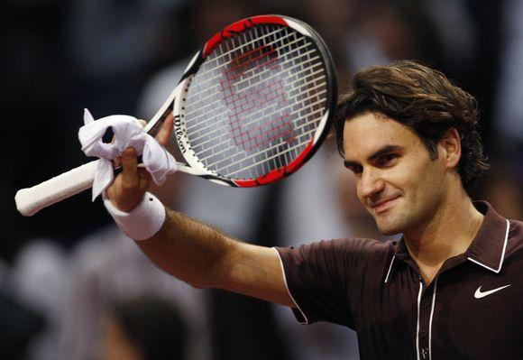 R.Federeris nesunkiai prasibrovė į turnyro Bazelyje ketvirtfinalį